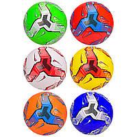 Мяч футбольный FB20106, №5, 330 грамм, PVC