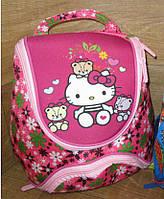 Маленький детский рюкзак с Хелло Китти. Рюкзак в садик. Рюкзак для девочки.