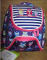 Маленький детский рюкзак Совушки. Рюкзак в садик. Рюкзак для девочки.