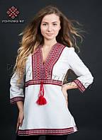Женская вышиванка-туника 0010, фото 1