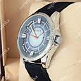 Молодежные наручные часы Curren Gradient 8155 Silver\Blue 1008-0017, фото 2