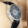Молодежные наручные часы Curren Gradient 8155 Silver\Blue 1008-0017, фото 3