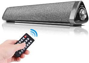 Звуковая панель сабвуфер YOUXIU Стереодинамик SOUND BAR для домашнего кинотеатра 2 x 5 Вт