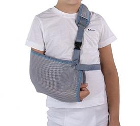 Бандаж-поддерживатель (косынка) для руки детский - Алком 3004K