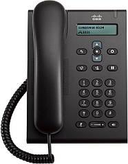 IP-телефон Уніфікований Sip-телефон Cisco CP-3905