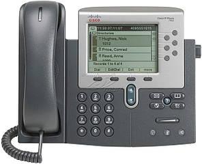 IP-телефон Cisco 7962G уніфікований