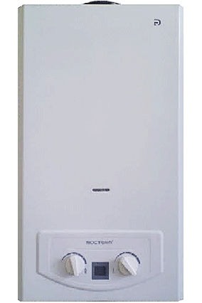 Газова колонка Rocterm ВПГ-10 АЕ (Біла)