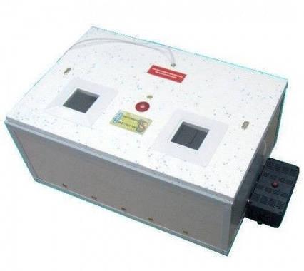Інкубатор для яєць Квочка ИБА-70 з автоматичним переворотом і цифровим терморегулятором.