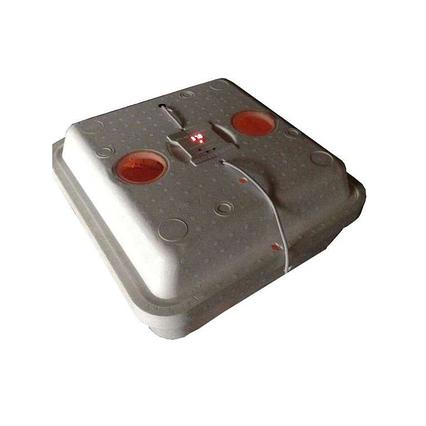 Інкубатор Веселе Сімейство ручної переворот, ламповий (з цифровим терморегулятором)