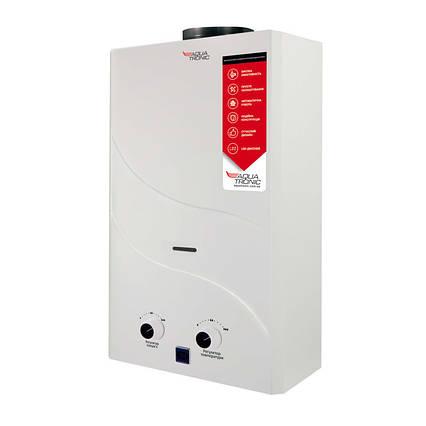 Газова колонка Aquatronic JSD20-10A08 (Біла)