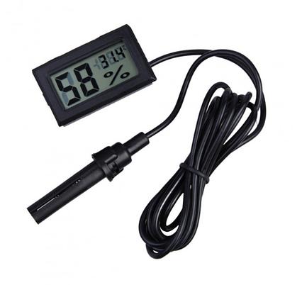 Гігрометр Вологомір Термометр для інкубатора