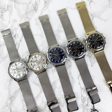 Чоловічий годинник Guardo 012238-5 Silver - Cuprum - White, фото 2