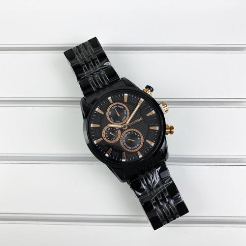 Мужские часы Guardo 011653-5 Black-Cuprum