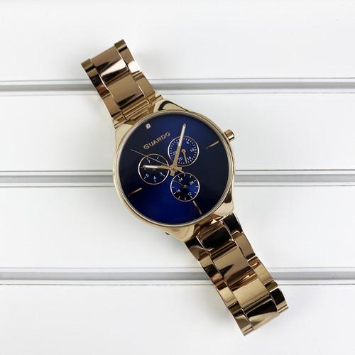 Женские часы Guardo B01398(1)-5 Cuprum-Blue