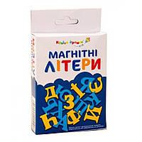 """Літери магнітні """"Український алфавіт"""" укр/рос літери, PL-7001"""