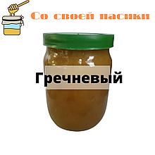 Мед гречаний (Своя пасіка) 0,5 л