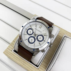 Guardo 011168-2 Brown-Silver-White
