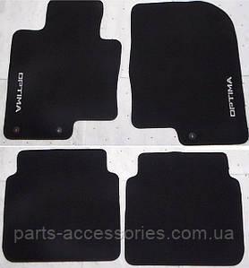Kia Optima 2013-16 коврики велюровые передние задние новые оригинал