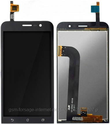 Дисплей Asus ZenFone Go (ZB500KG) complete with touch Black