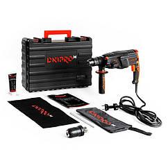 Перфоратор прямой Dnipro-M RH-100Q + Масло TL-5HS