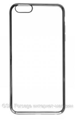 Чохол силіконовий для iPhone 6, 6s (прозорий)