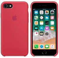 Чехол Silicone Case для iPhone 7, iPhone 8 OR Camelia