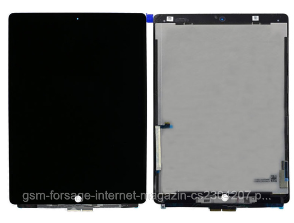 Дисплей iPad Pro 12.9 (1-st generation 2015) complete Black OR (A1584, A1652)