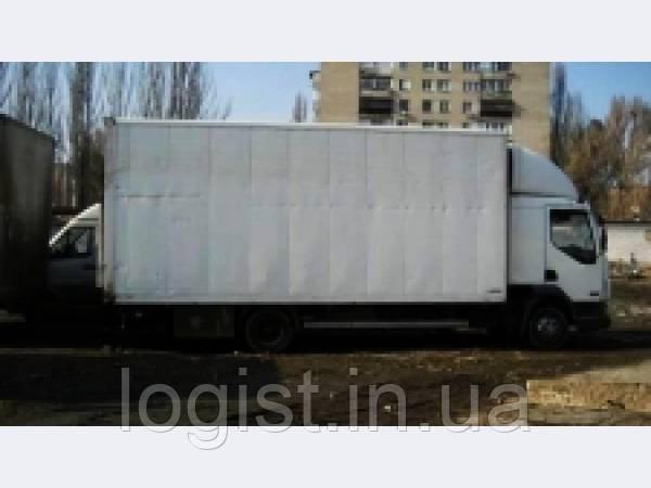 Услуги грузоперевозок по Николаевской области-цельнометами