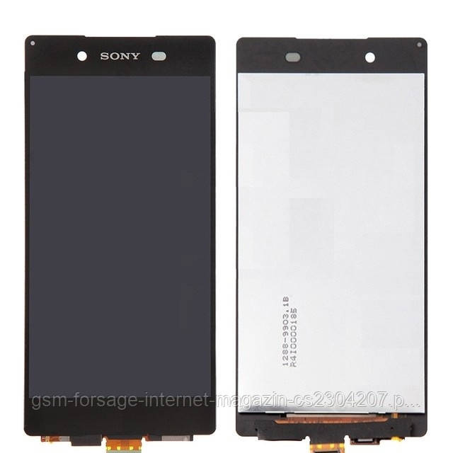 Дисплей Sony Xperia Z3+ Dual E6533 / Z4 complete with touch Black