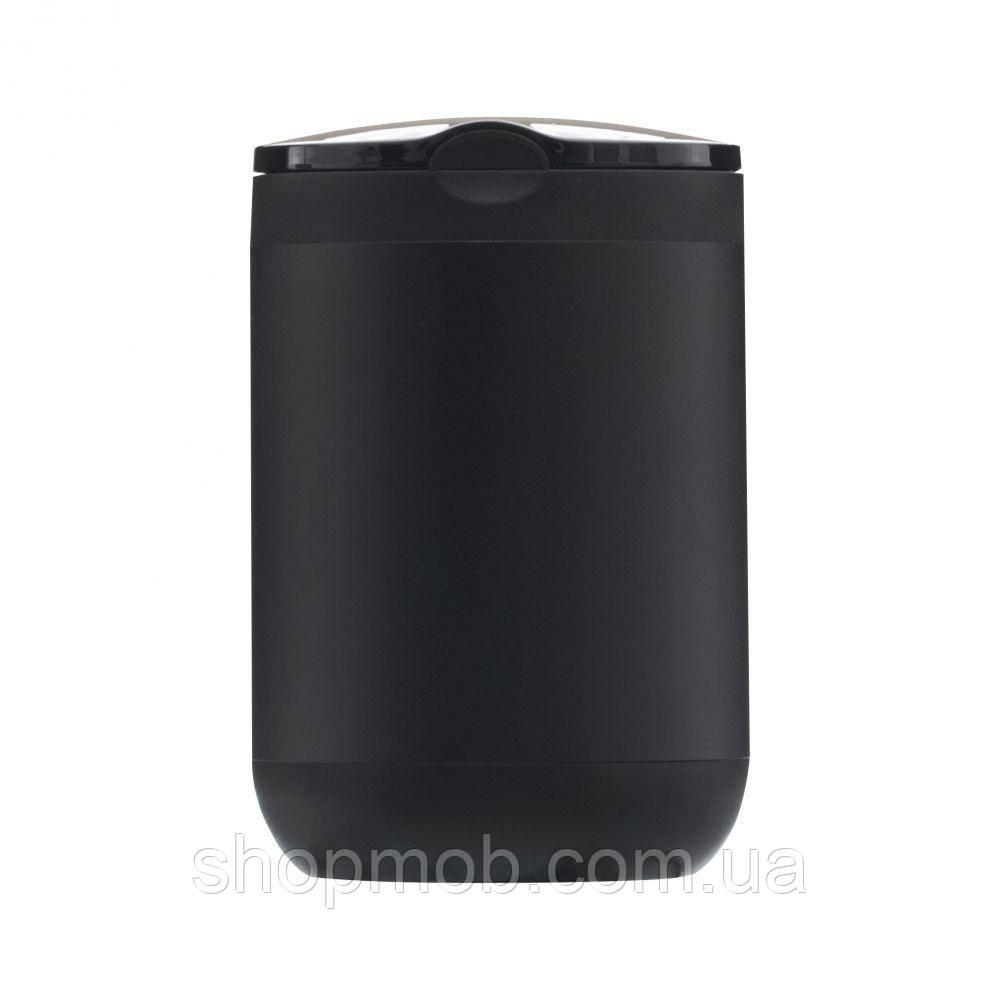 Премиальная Автомобильная Пепельница Baseus CRYHG01 Цвет Чёрный, 01