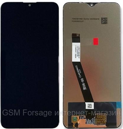 Дисплей Xiaomi Redmi 9 complete Black