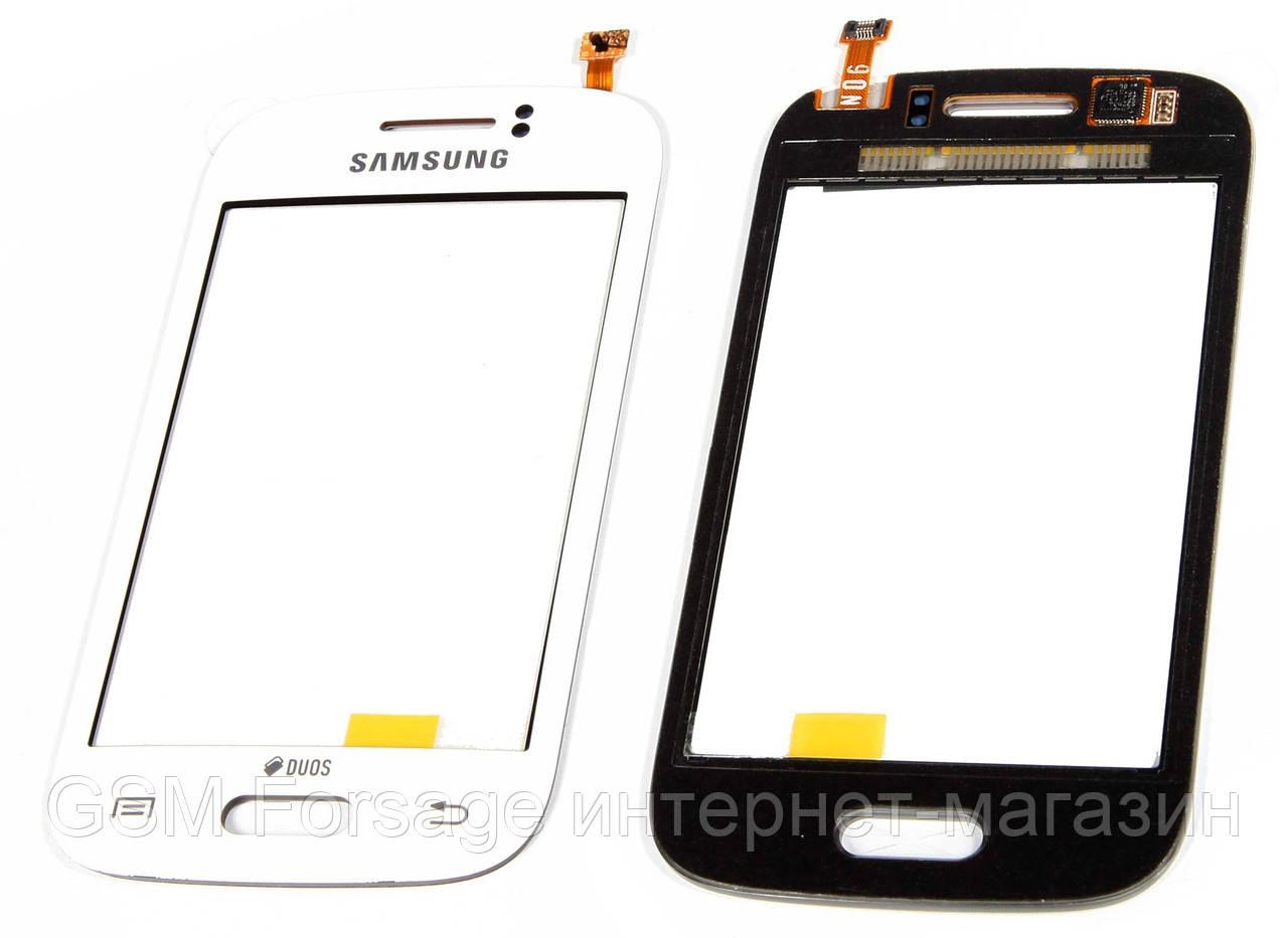 Тачскрін Samsung Galaxy Young GT-S6310, S6312 White