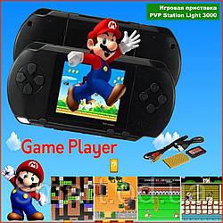 Ігрова приставка PVP Station Light 3000 портативна консоль геймпад ретро Бітна пвп game box іграшка