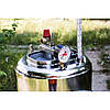 Автоклав из нержавейки ЛЮКС на 21 банку, газовый. Для консервирования тушенки., фото 3