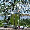 Автоклав электрический ЛЮКС 21 из нержавейки, автоматический. Для консервирования тушенки., фото 2