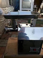 Мясорубка промышленная MG12S 120 кг/час для ресторанов, для предприятий питания (куттер)