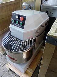 Тестомес двухскоростной на 20 литров спиральный  VEKTOR HS 20 с таймером