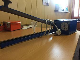 """Аппарат упаковочный запайщик """"Шина"""" АП-5 (400мм) с регулятором, не отрезной запайщик пакетов"""