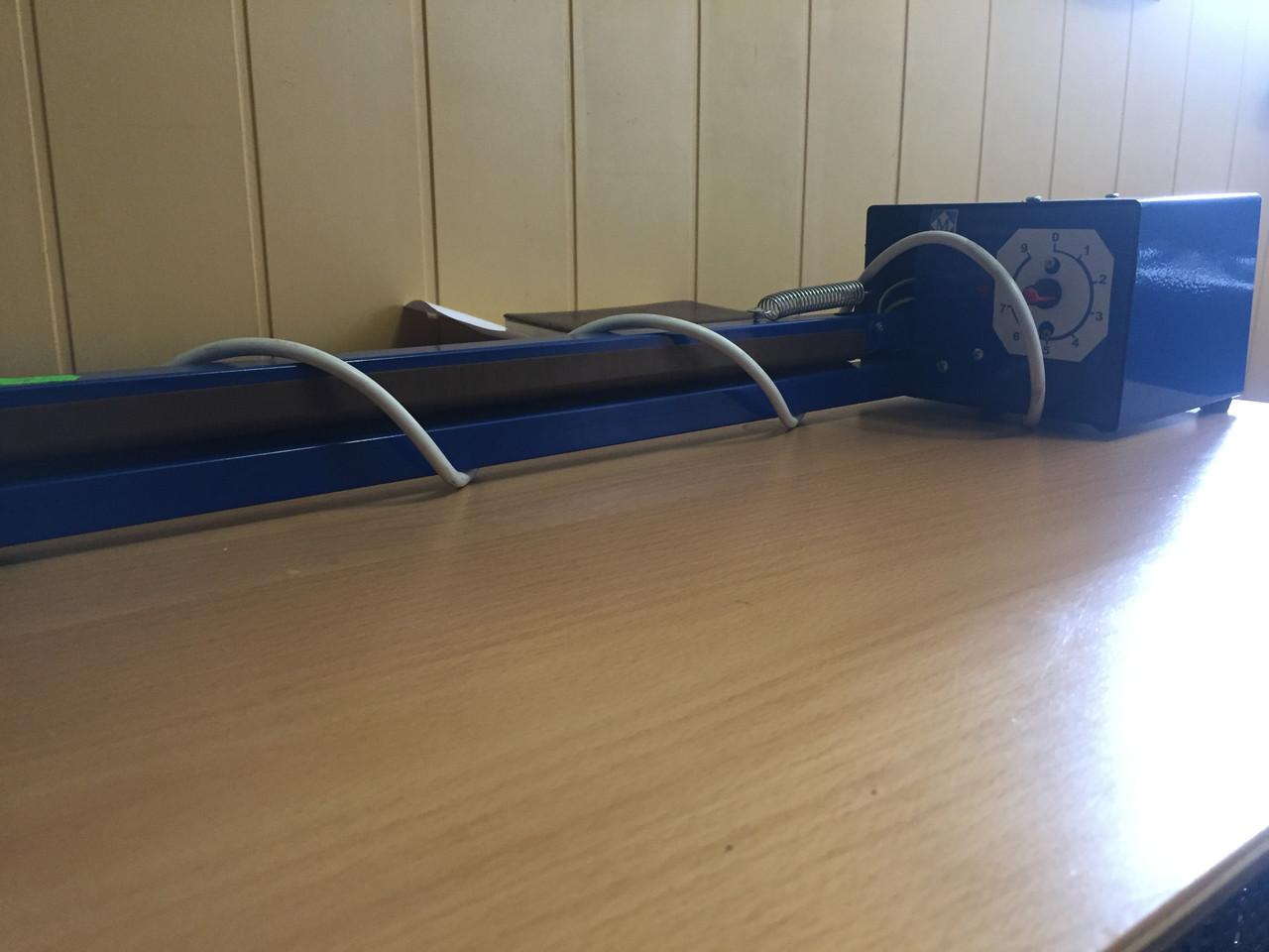 """Аппарат упаковочный запайщик """"Шина"""" (600мм) с регулятором не отрезной, запайщик пакетов"""