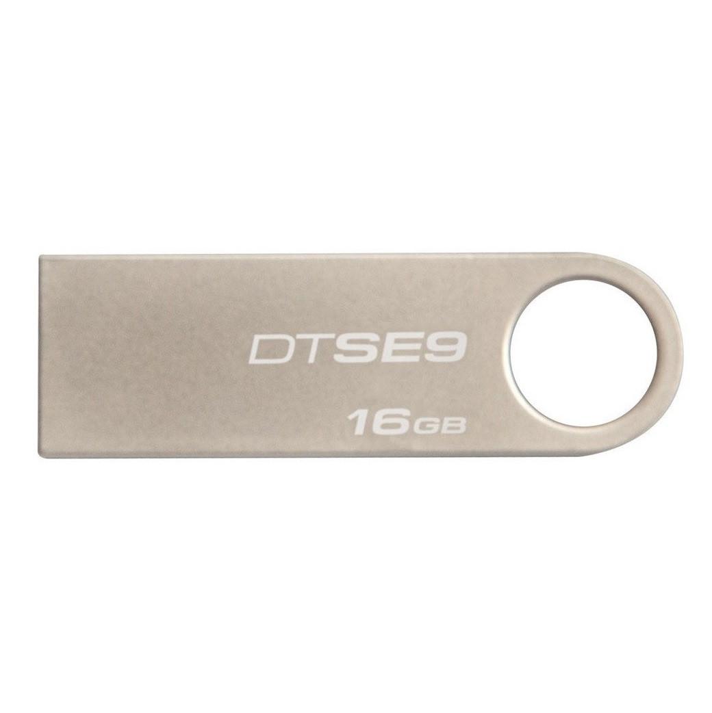 Накопитель USB 2.0 Kingston DataTraveler SE9 16GB (DTSE9H/16GB)