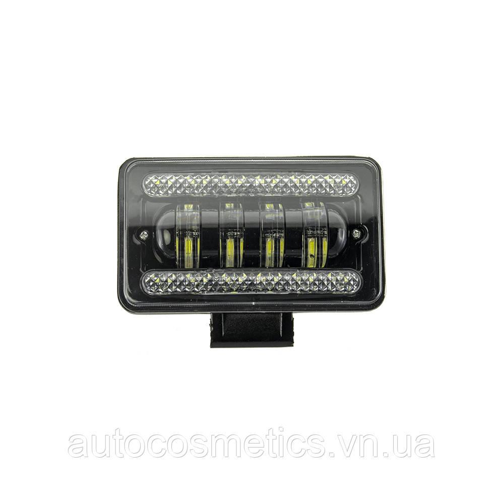 Світлодіодна фара CYCLONE WL-R2 40W+DRL LOW