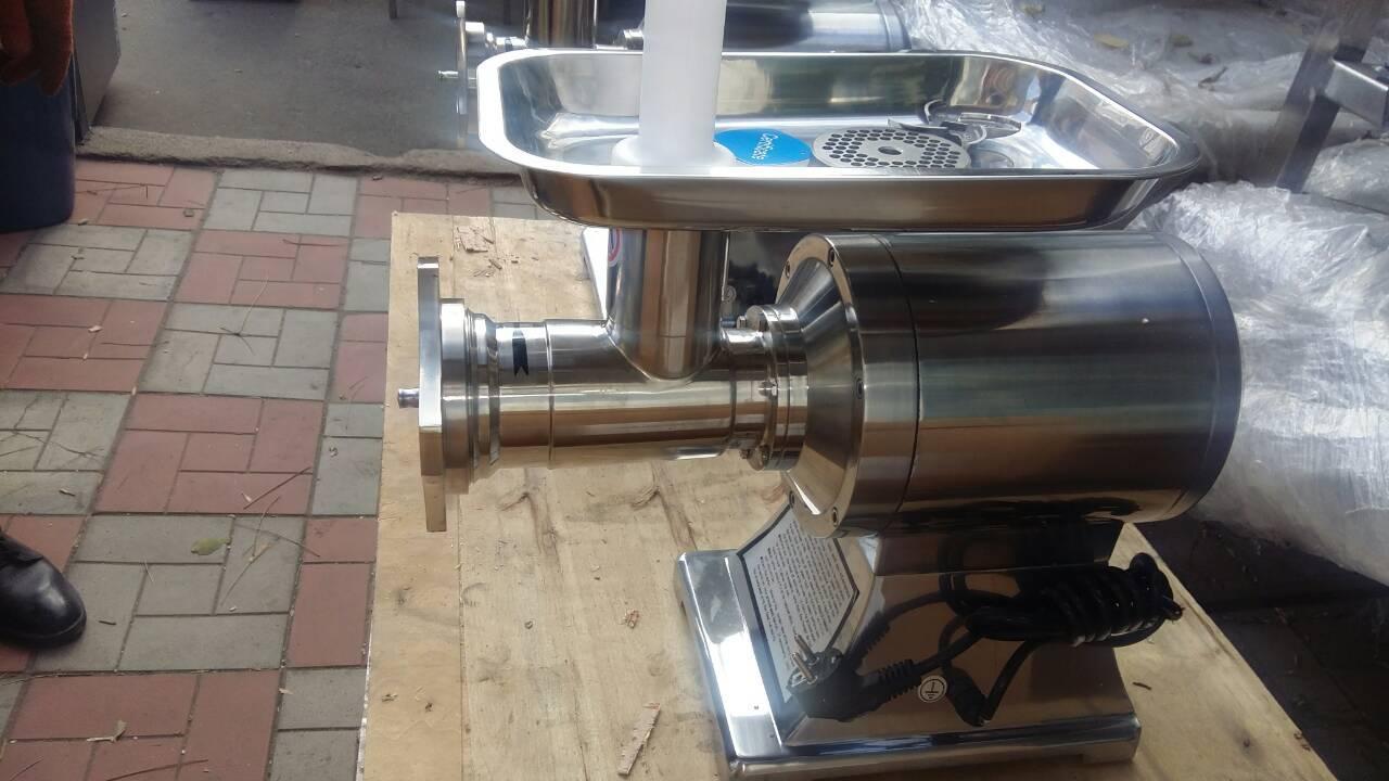 Промислова м'ясорубка Vektor AL-22 250 кг/годину для ресторанів, для підприємств харчування (куттер)