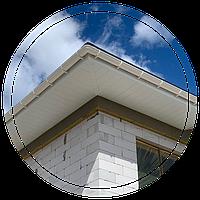 Подшивка крыши сайдингом: что нужно учесть