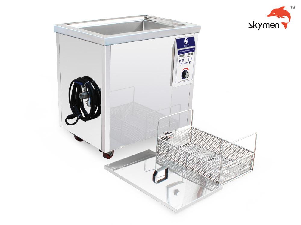 Ультразвуковая ванна 135литров Skymen JP-360ST (ультразвуковая мойка с подогревом, для стоматологии)