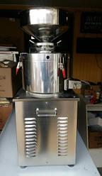 45кг/час Коллоидная мельница VEKTOR-P12 для орехов, арахисовой пасты, кунжута, соевого молока