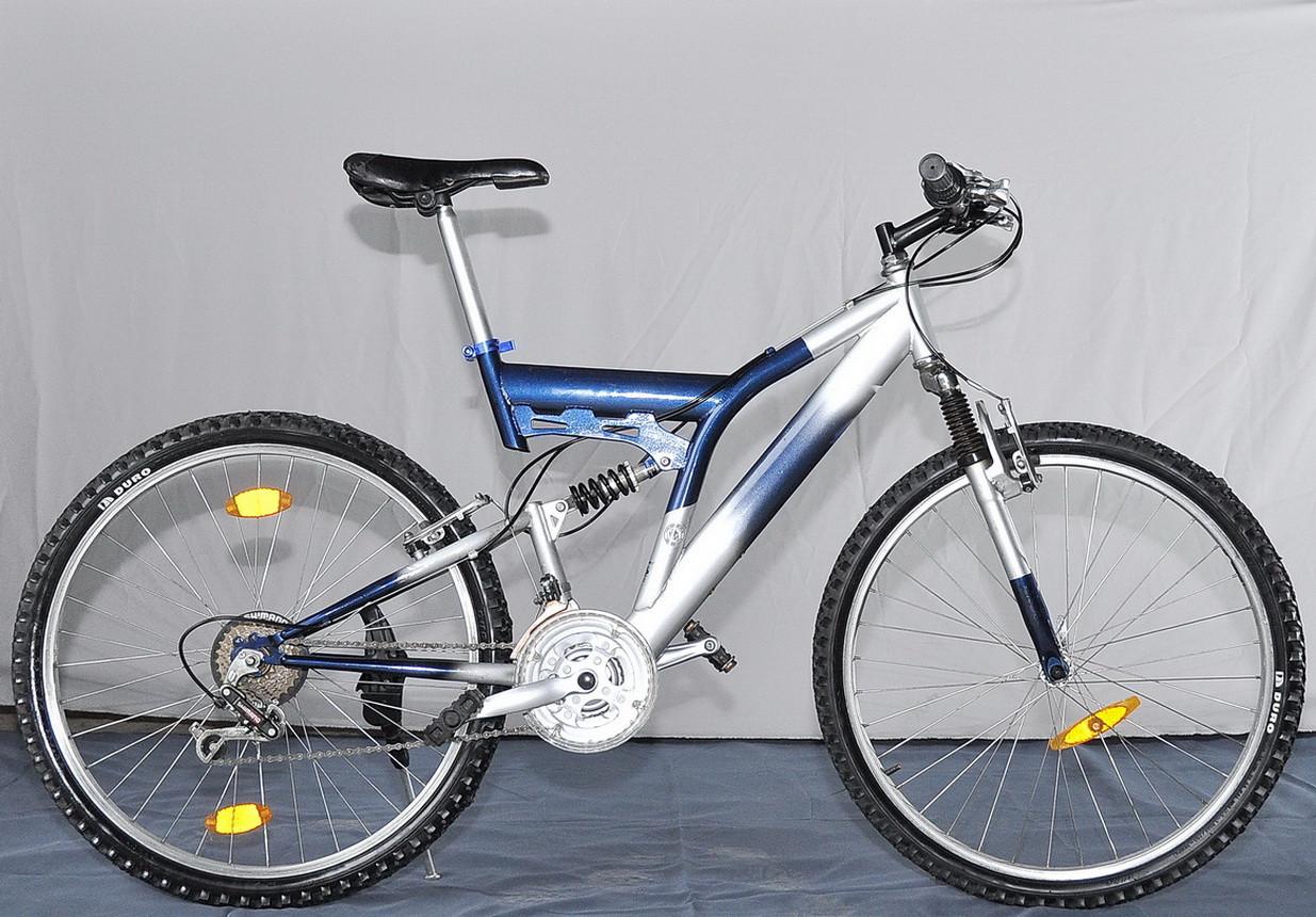 Велосипед горный CROSSWIND1.7