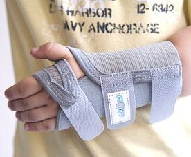 Бандаж лучезапястного сустава детский - Алком 3007K