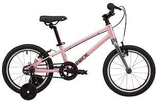 "Велосипед 16 ""Pride GLIDER 16 2021 рожевий"