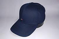 Бейсболка мужская TOMMY HILFIGER 21-0475 тёмно-синяя, фото 1