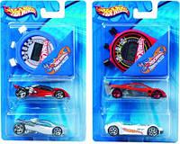 """Набор: машинки металлические """"Hot Wheels""""  + секундомер  G2960 Mattel"""